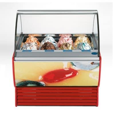"Stoelting SPRINT 12-38 50.5"" Stand Alone Ice Cream Freezer w/ 12-Pan Capacity, 208-230v/1ph"