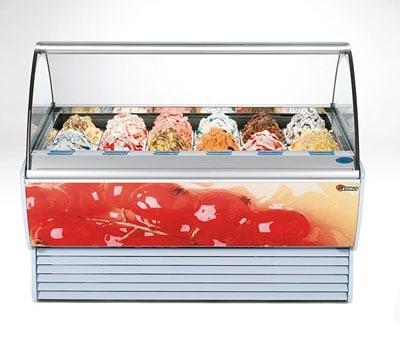 "Stoelting SPRINT 18 O-38 70.5"" Stand Alone Ice Cream Freezer w/ 18-Pan Capacity, 208-230v/1ph"