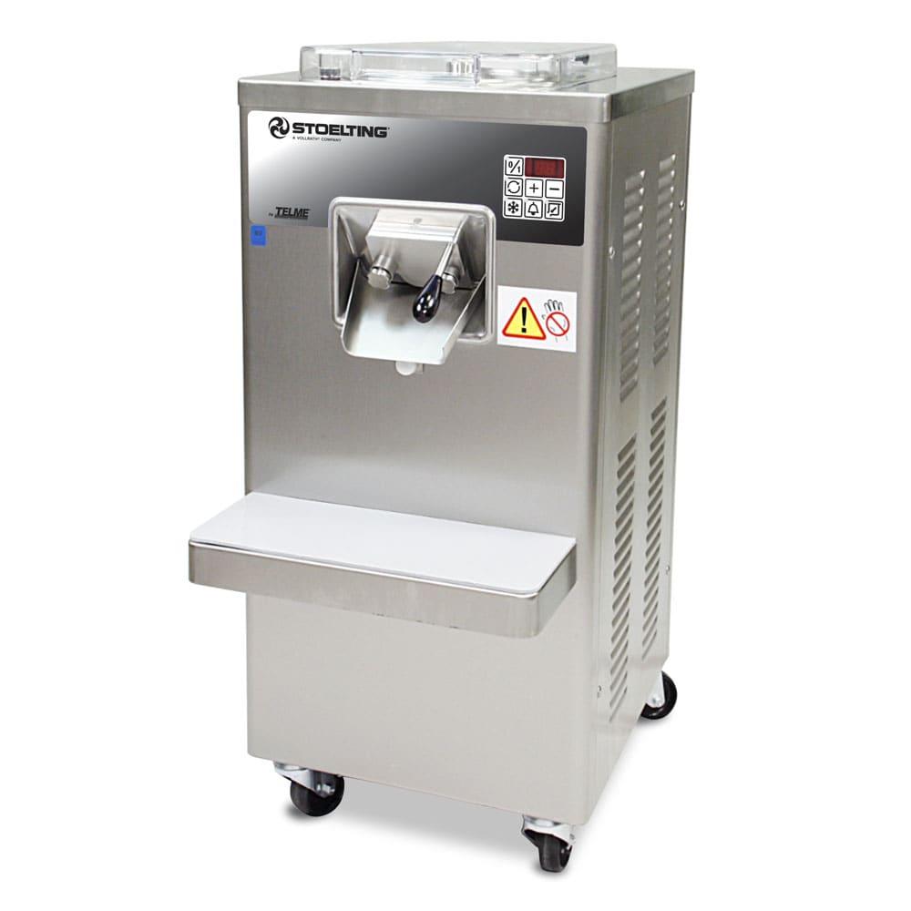 Stoelting VB25-309 10-qt Vertical Batch Freezer, Air Cooled, 2.7 HP, 208-240/3v