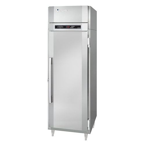 Victory Refrigeration HS-1D-1 Full Height Insulated Reach In Heated Cabinet w/ (3) Shelves, 208v/1ph