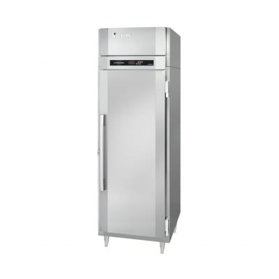 """Victory Refrigeration RS-1D-S1 26.5"""" One Section Reach In Refrigerator, (1) Right Hinge Solid Door, 115v"""