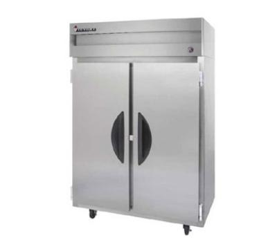 Victory Refrigeration VR2 Refrigerator, Reach In, 2 Section, Value Line, Energy Star, 45.4 cu ft