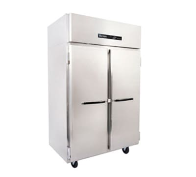 Victory Refrigeration VR-SA-2D 2 Door Reach In Refrigerator - 46.5 Cu Ft, Top Mount, Stainless