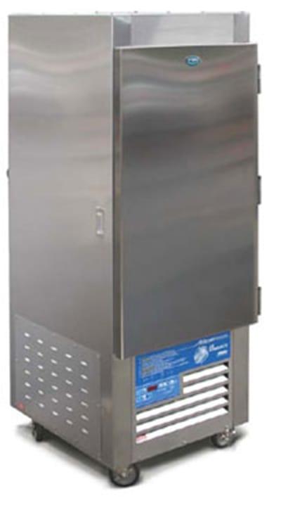 "FWE ASU-9 28"" Single Section Roll-In Refrigerator, (1) Solid Door, 220v/1ph"