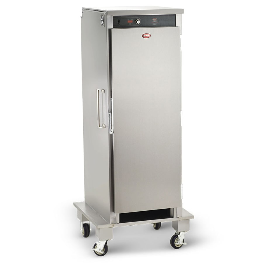 FWE HHC-CC-201-MW Full Height Insulated Roll In Heated Cabinet w/ (1) Rack Capacity, 208v/1ph
