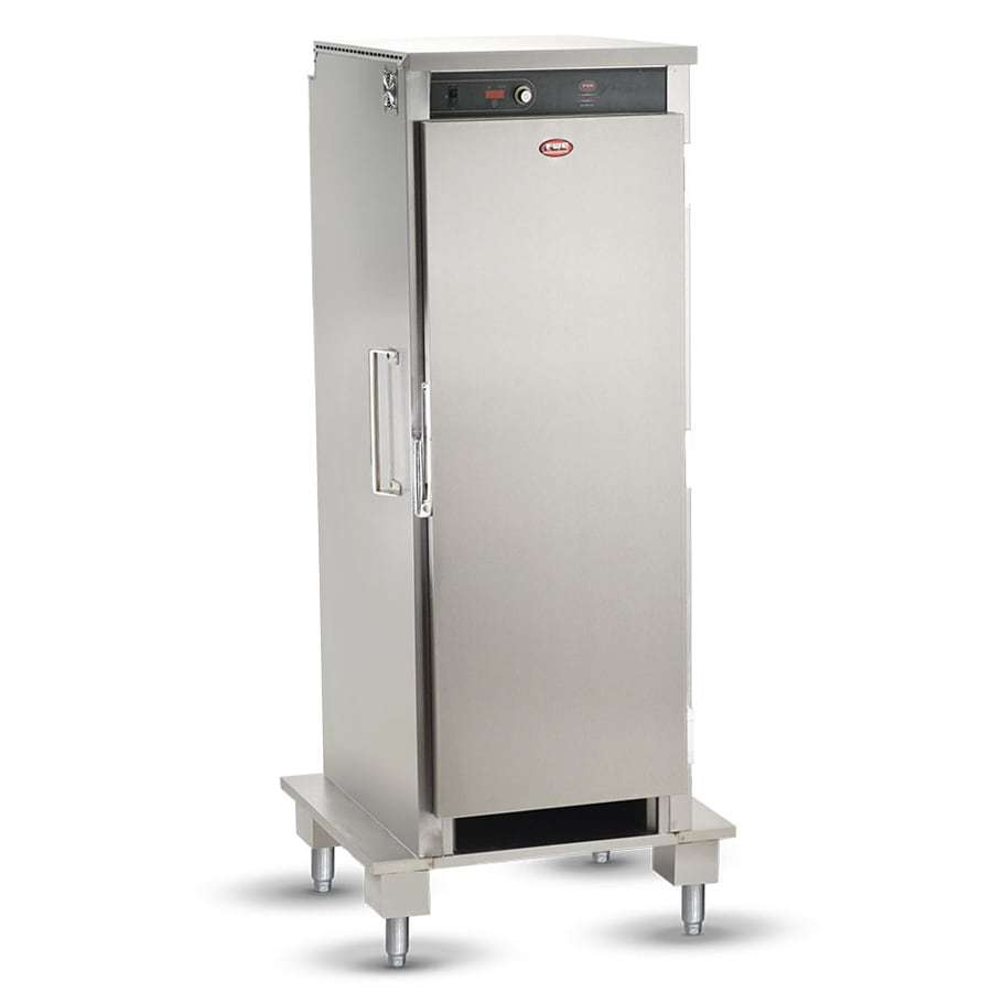 FWE HHC-CC-202 Full Height Insulated Roll In Heated Cabinet w/ (1) Rack Capacity, 208v/1ph