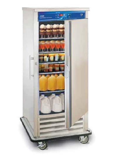 "FWE RF-30220 32"" One Section Commercial Refrigerator Freezer - Solid Door, Bottom Compressor, 220v/1ph"