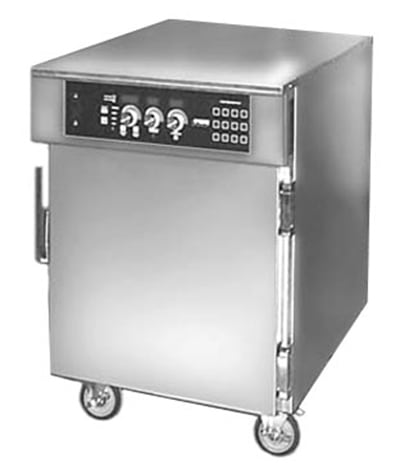 FWE RH-6 2201 Rethermalizer-Holding, Dual Cycle, 6-Bun Pans or 48-Meal Tray Capacity, 220/1V