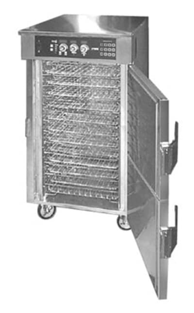 FWE RH-B-24 Rethermalizer-Holding, Dual Cycle, 24-Baskets or 240-Meal Capacity, 220v/1ph