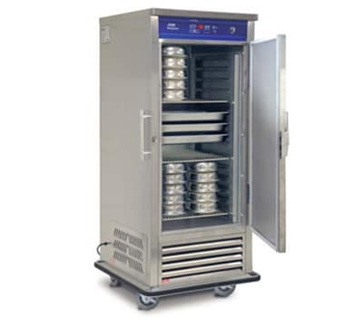 """FWE URS-8-GN 34.5"""" Single Section Roll-In Refrigerator, (1) Solid Door, 208v/1ph"""