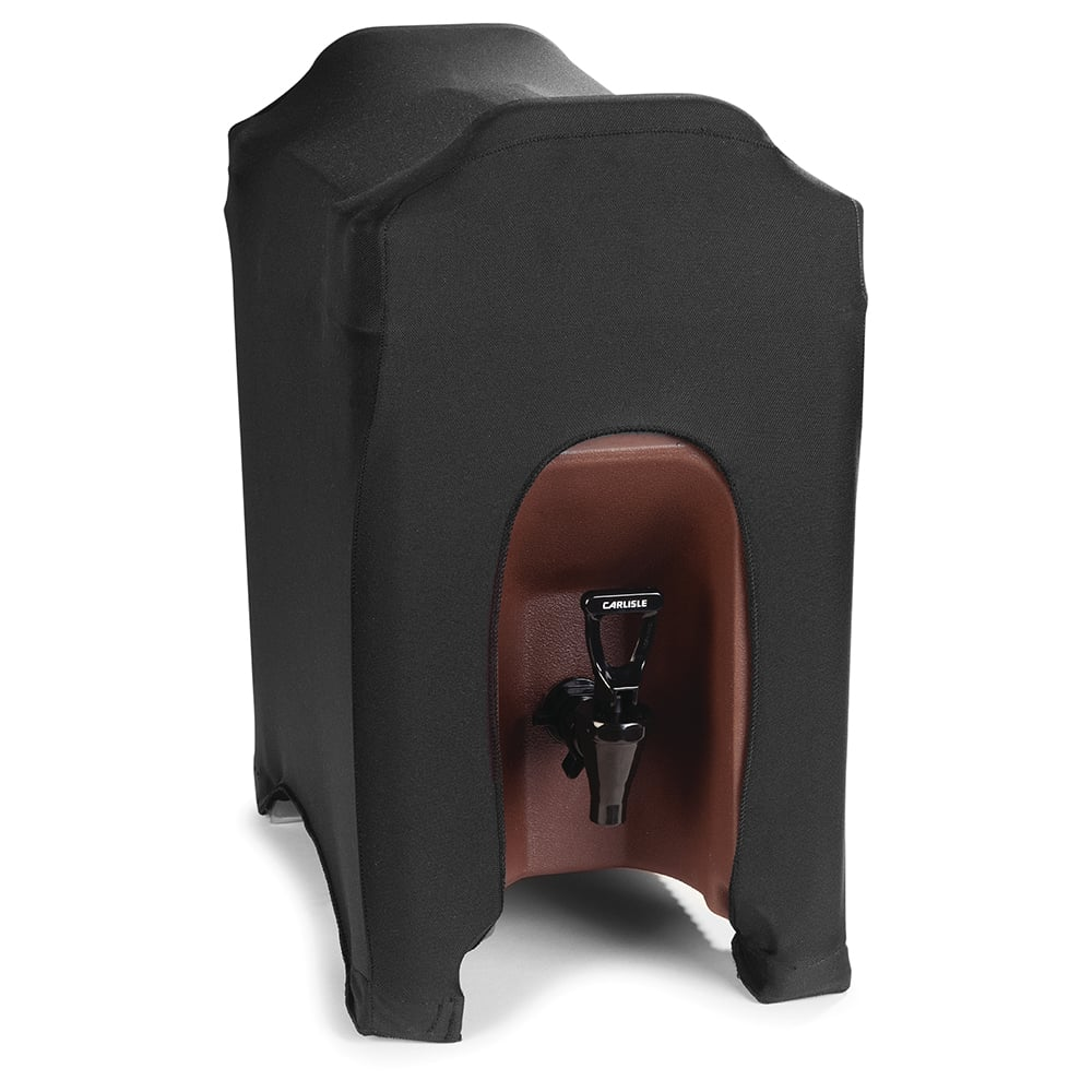 Marko EMB5026BS25014 Embrace™ Beverage Server Cover for 2.5 gal Container, Polyester, Black
