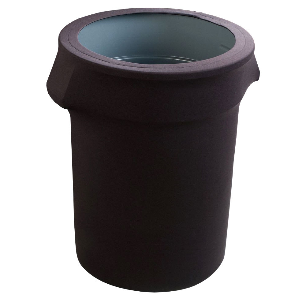 Marko EMB5026WC35014 Embrace™ Waste Container Cover for 35 gal Container, Polyester, Black