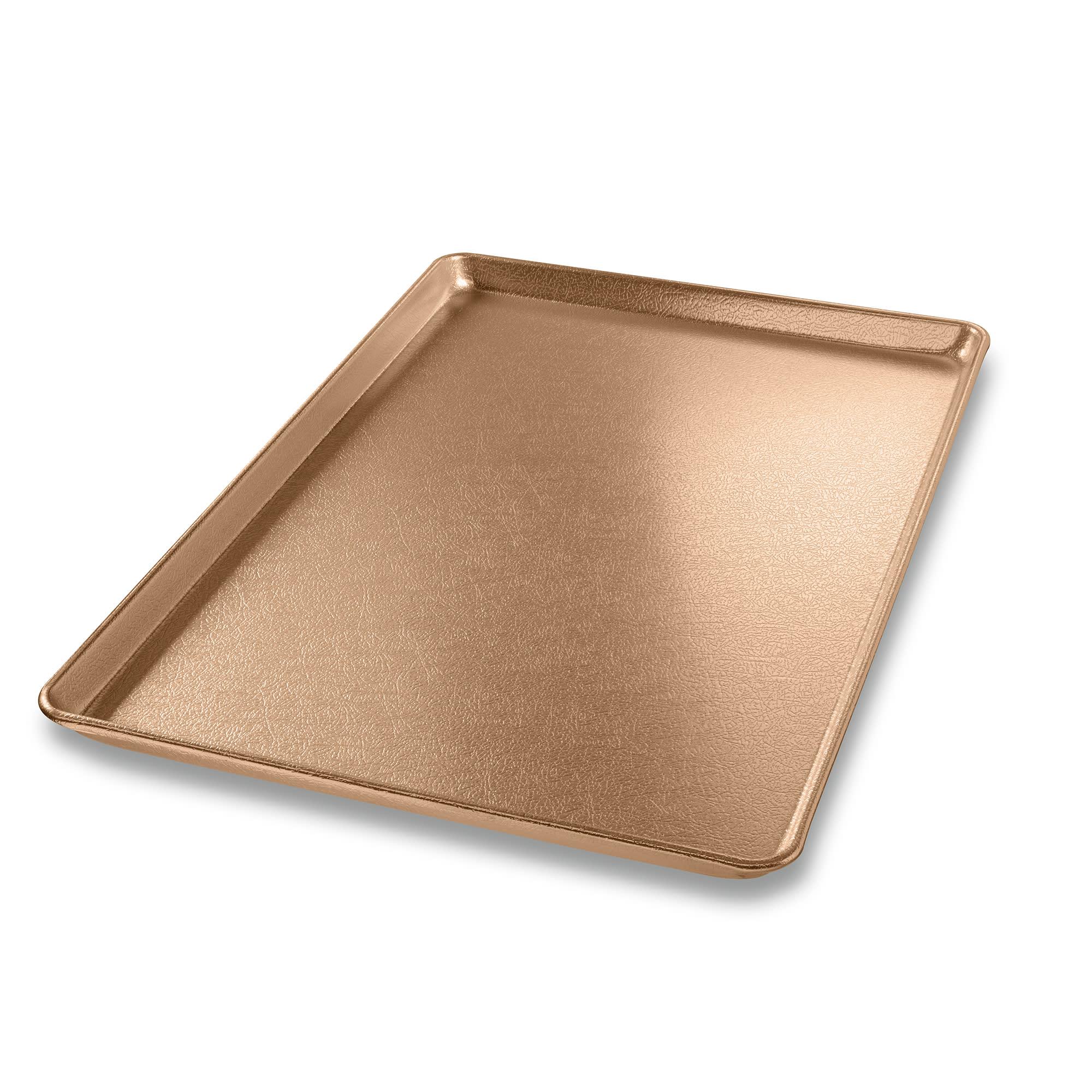 Chicago Metallic 40910 Full-Size Display Pan, Gold Finish, Anodized Aluminum