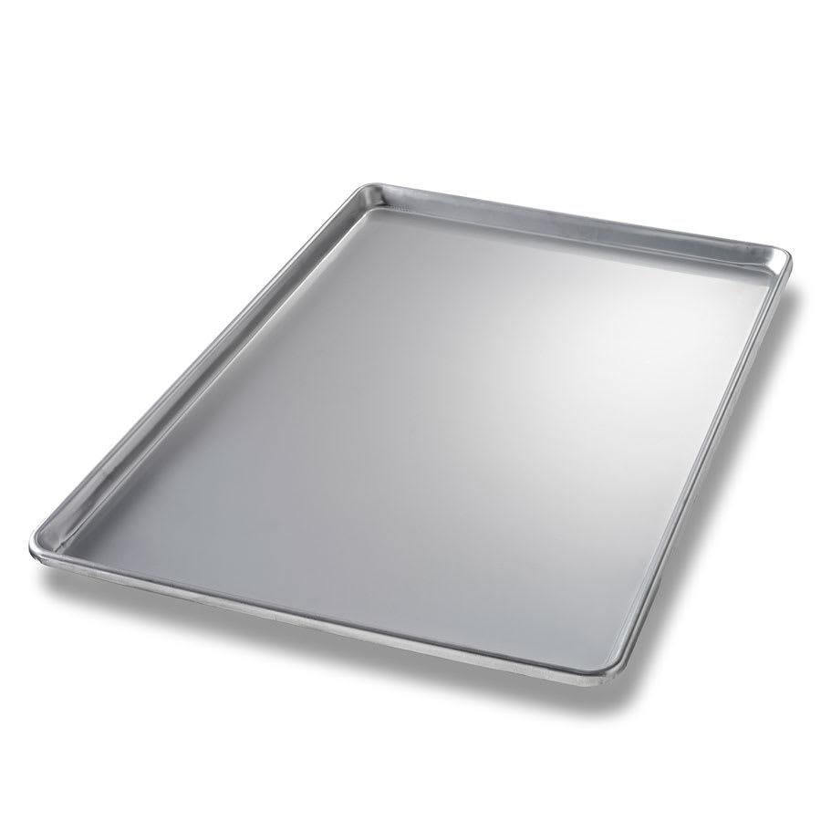 "Chicago Metallic 40912 Full-Size Display Pan, 1.09"" Deep, Plain 16-ga. Aluminum"