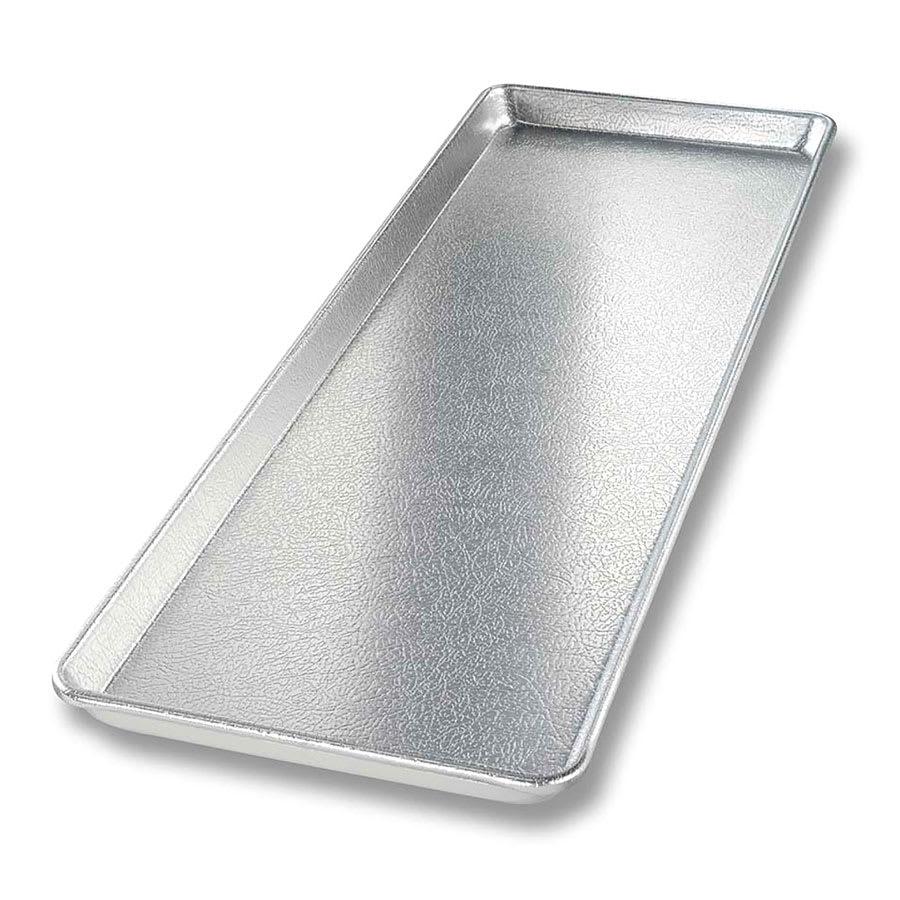 Chicago Metallic 40927 Display Pan 9 X 26 1 Silver Finish 16 Ga Anodized Aluminum