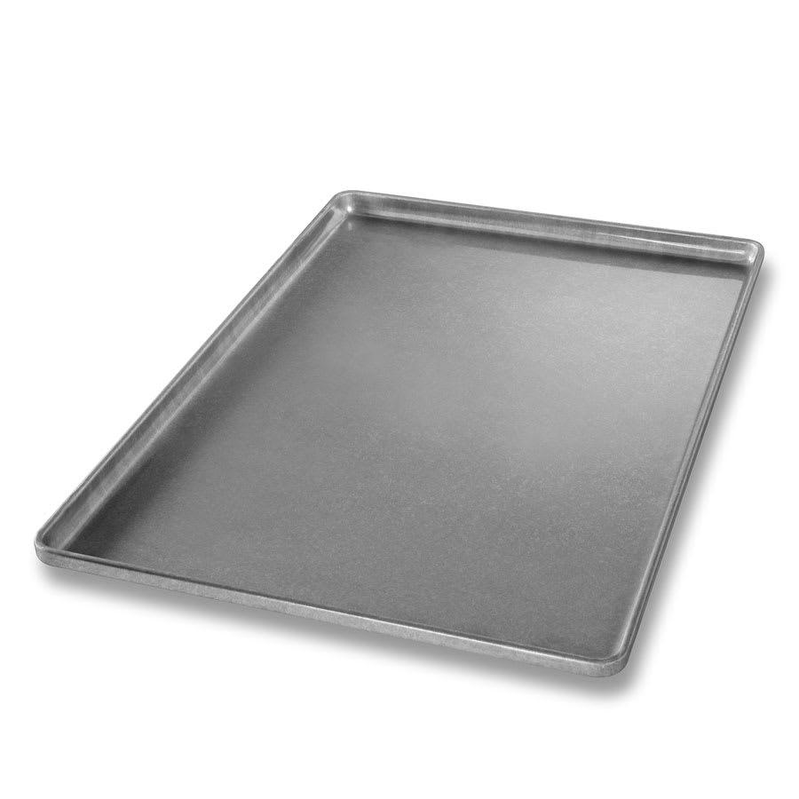 "Chicago Metallic 41031 Full-size Sheet Pan, 1.09"" Deep, AMERICOAT Glazed 22-ga. Aluminized Steel"