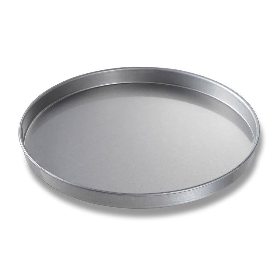"Chicago Metallic 41405 Cake Pan, 14"" Dia., 1"" Deep, AMERICOAT Glazed 22-ga. Aluminized Steel"