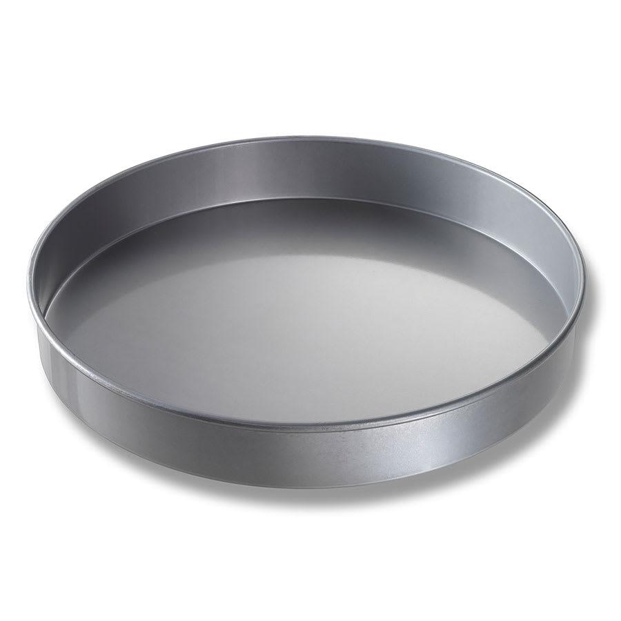 "Chicago Metallic 41425 Cake Pan, 14"" Dia., 2"" Deep, AMERICOAT Glazed 22 ga. Aluminized Steel"