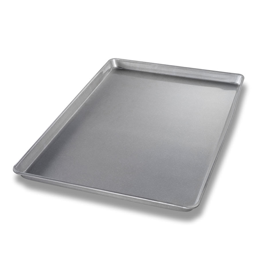 "Chicago Metallic 41555 Full-Size Sheet Pan, 1.09"" Deep, AMERICOAT Glazed 22-ga. Aluminized Steel"