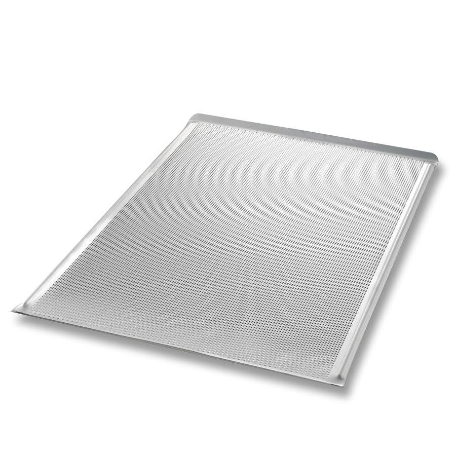 Chicago Metallic 45135 Full-size Swedish Style Bagel Screen, Perforated, AMERICOAT Glazed 14-ga. Aluminum
