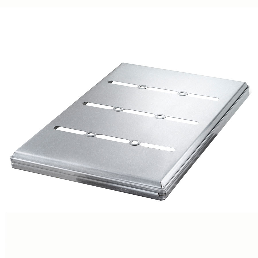 Chicago Metallic 46465 Drop Cover for 44365 Pullman Pan, AMERICOAT Glazed 26-ga. Aluminized Steel