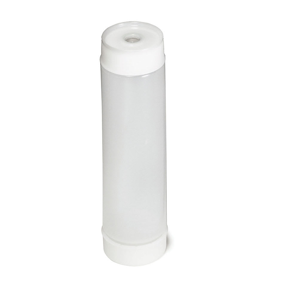 Tablecraft 16SVL 16-oz Invertatop Squeeze Dispenser - Dual Opening, Natural