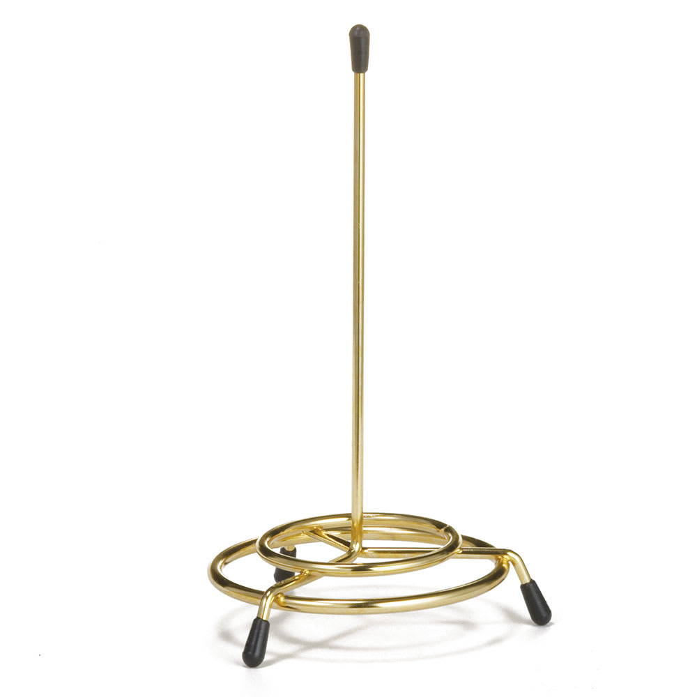 Tablecraft 172 Check Spindle, Brass Plated