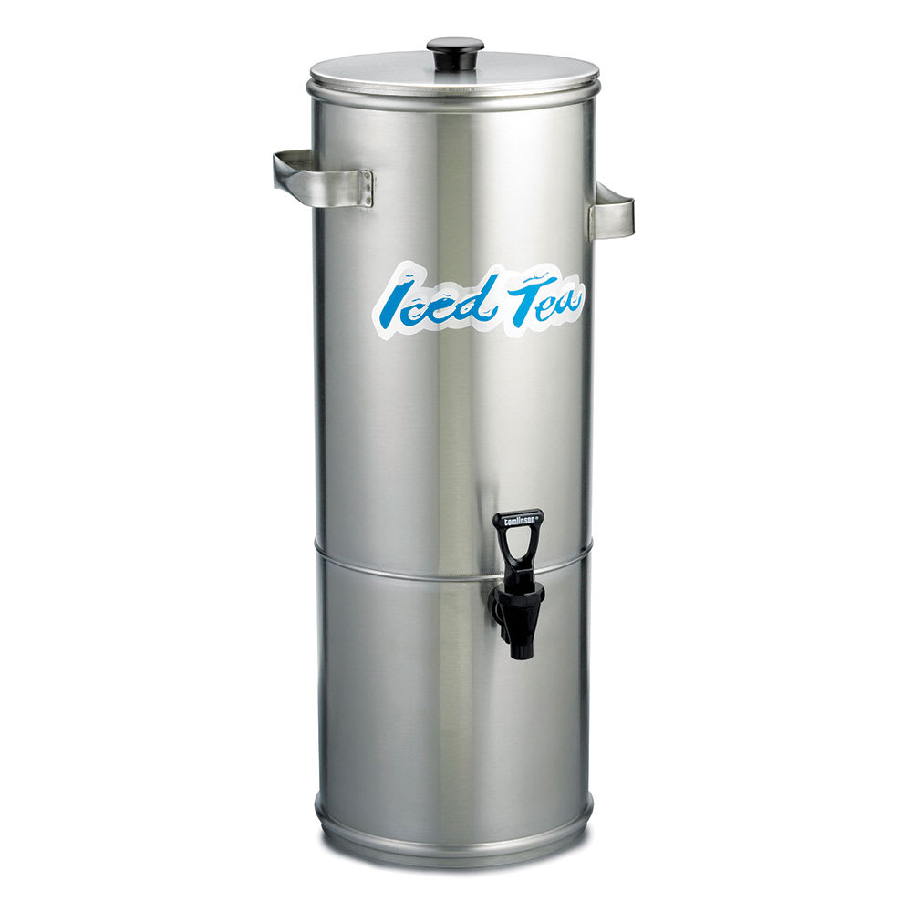 Tablecraft 1959 Iced Tea Dispenser, 5 Gallon, SS, Heavy Duty ...