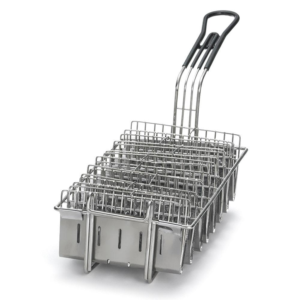 Tablecraft 40 Taco Fryer Basket w/ 8-Shell Capacity