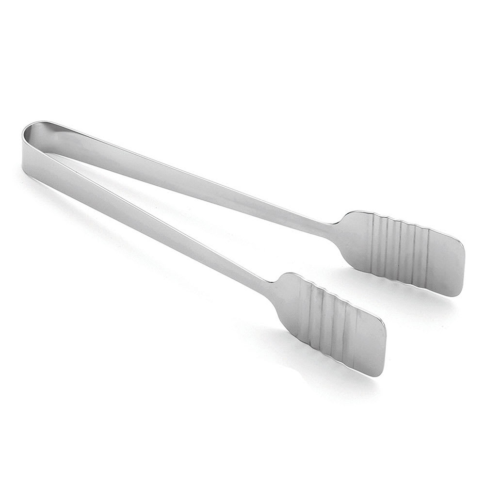 "Tablecraft 4407 9""L Stainless Serving Tongs"