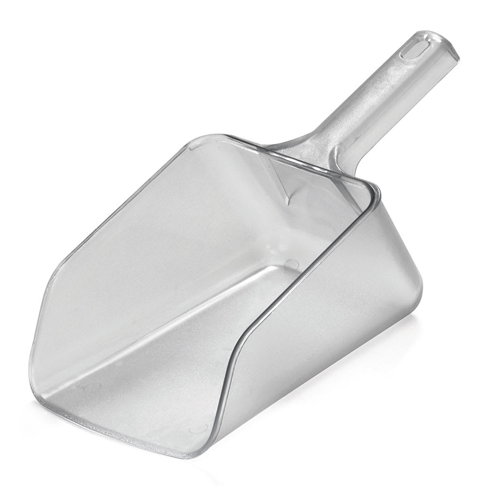 Tablecraft 60764 64-oz Square Ice Scoop, Plastic