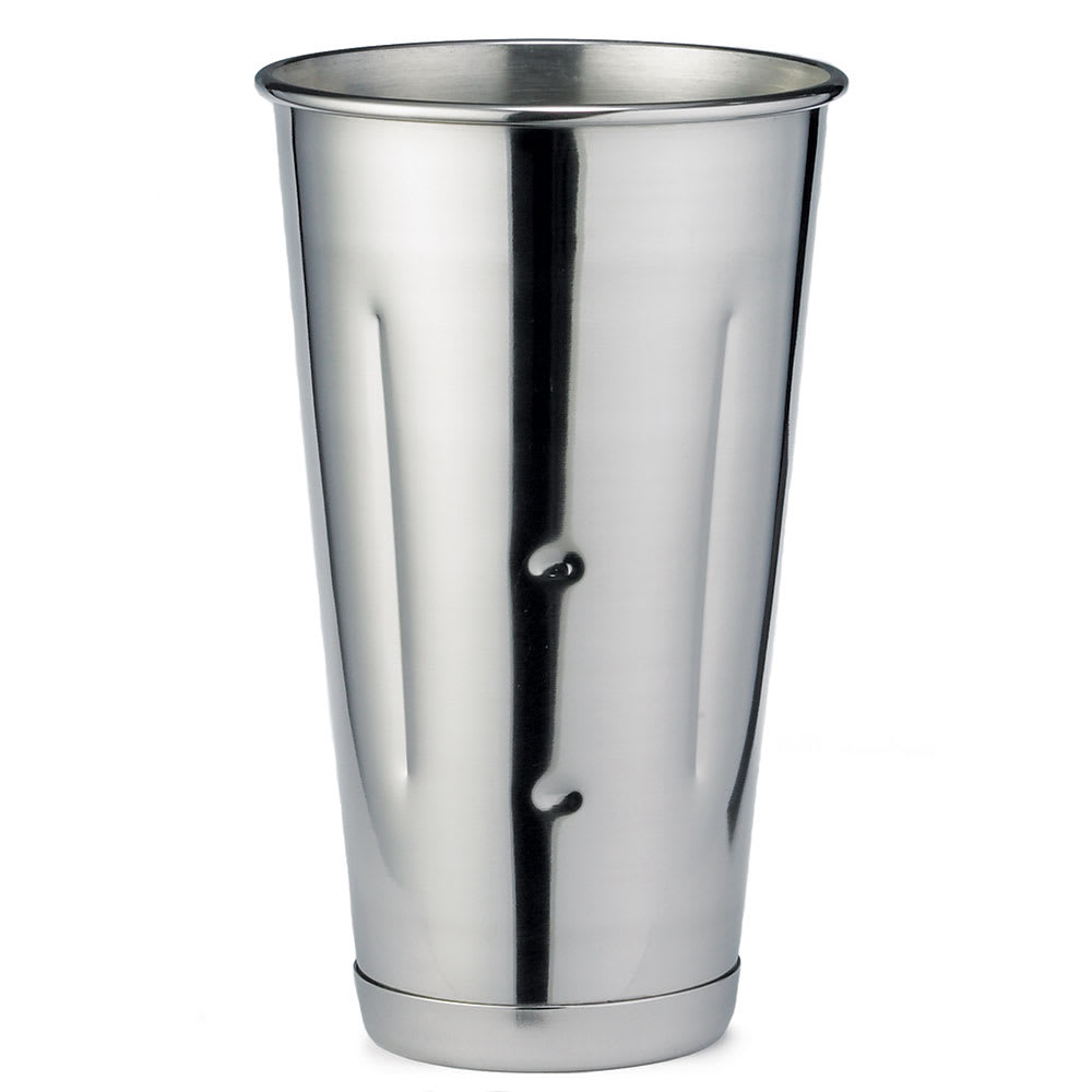 Tablecraft 64E 30 oz Stainless Steel Malt Cup