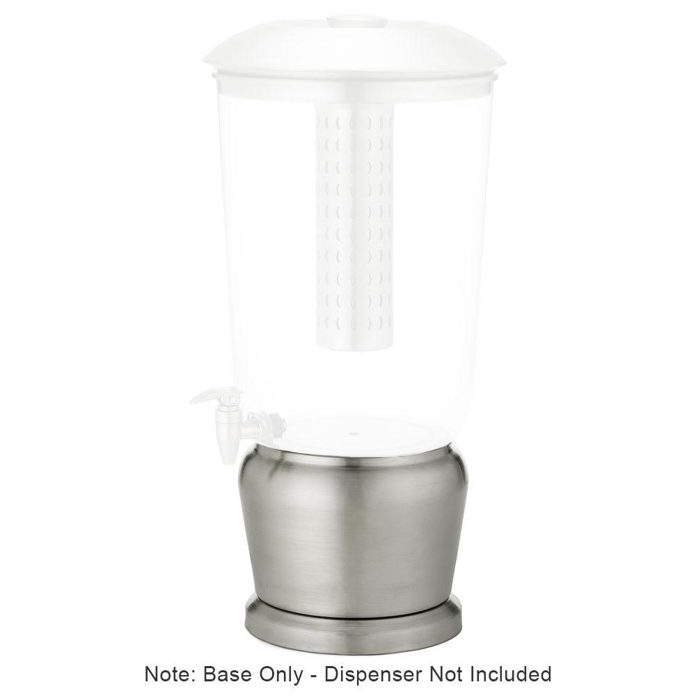 Tablecraft 85B Beverage Dispenser Base - (85) Stainless