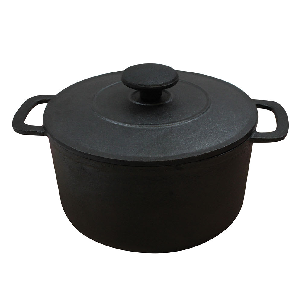 Tablecraft CW30146 26-oz Mini Casserole Dish, Cast Iron