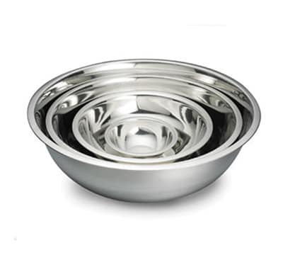 Tablecraft H822 Mixing Bowl w/ Approx. 3/4 qt Capacity, .8 mm Stainless