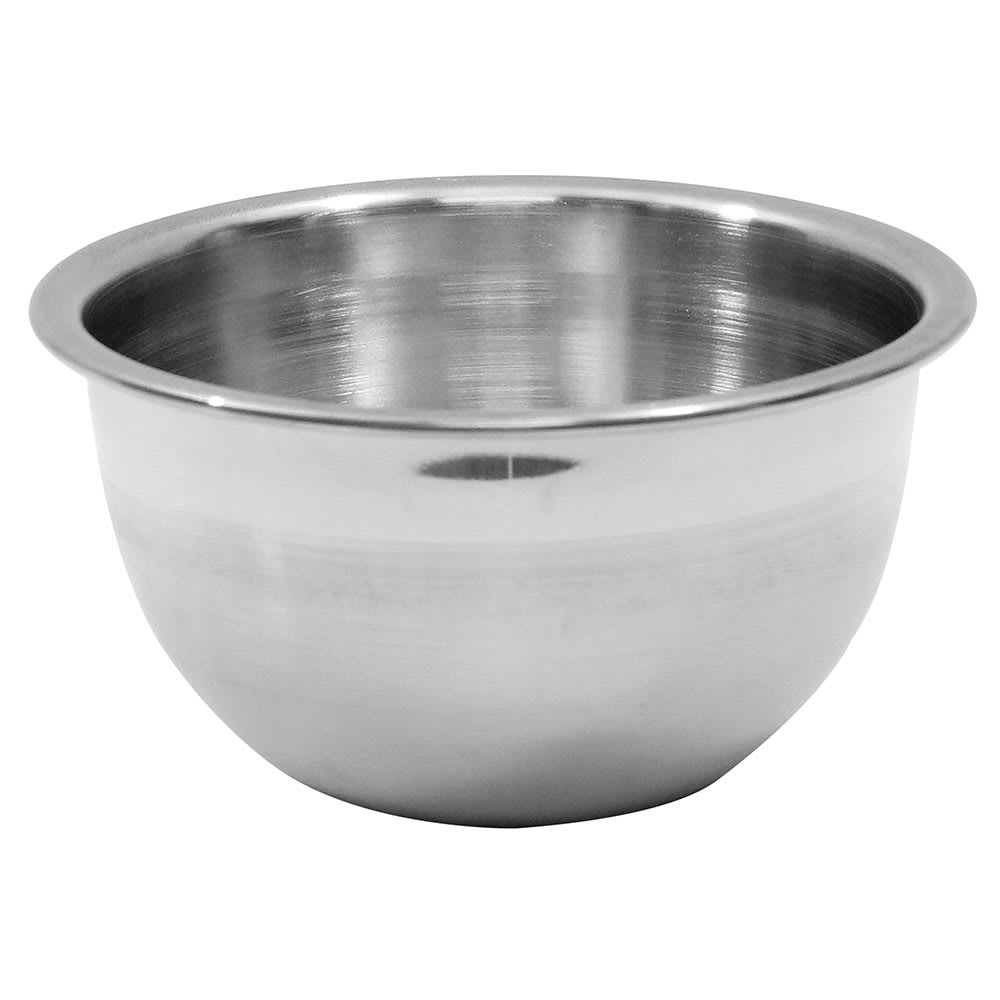 Tablecraft H831 1-1/2-Quart Stainless Steel Premium Mixing Bowl