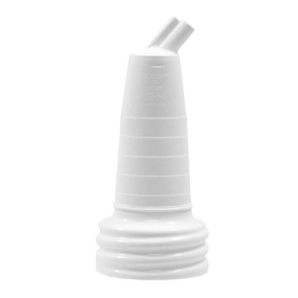 Tablecraft N14W PourMaster Long Neck Top, White