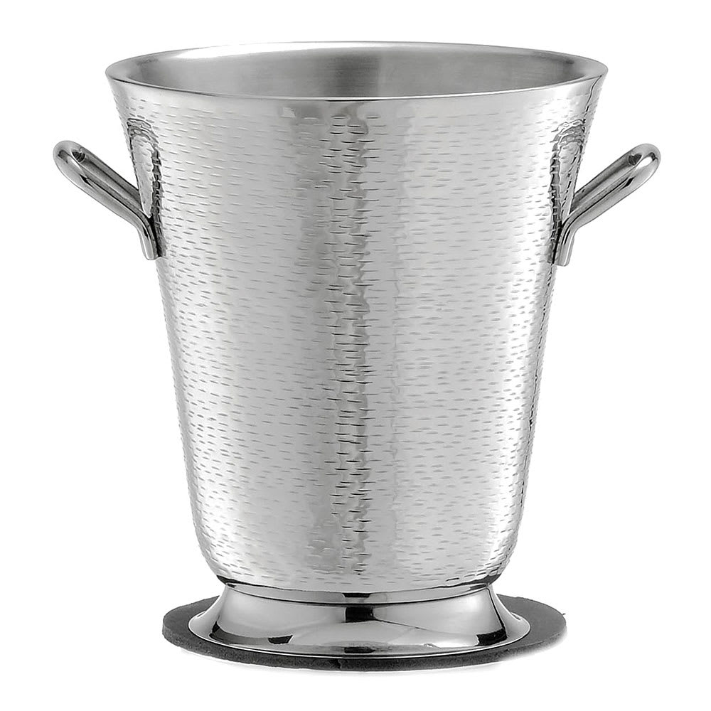 Tablecraft RWB119 Double Walled Wine Bucket, Chrome Plated