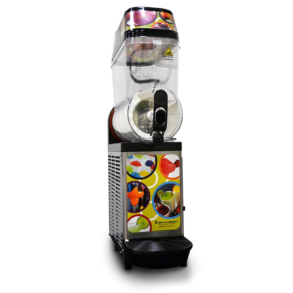 Gold Medal 1116 Frusheez Beverage Machine w/ 3.7-gal Capacity & 1-Bowl, 142-cups/Hr