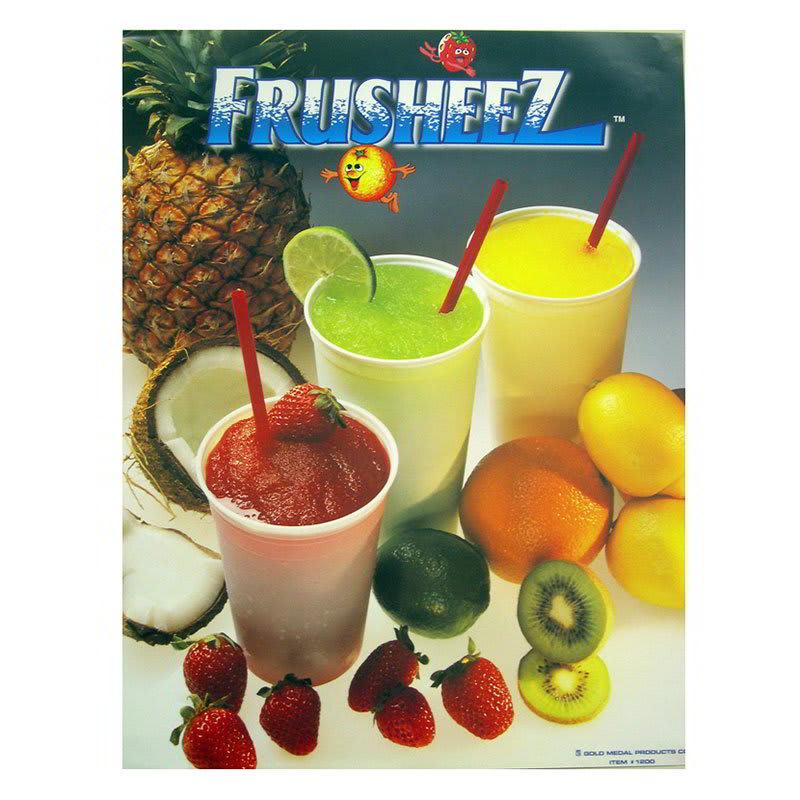 Gold Medal 1200 Frusheez® Slush Poster