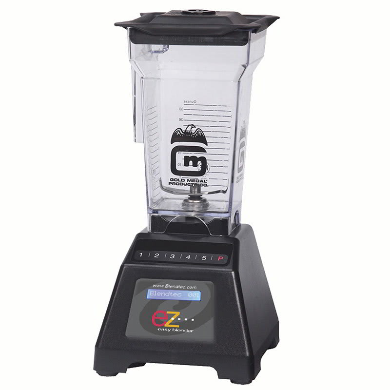 Gold Medal 1211 Countertop Drink Blender w/ Polycarbonate Container