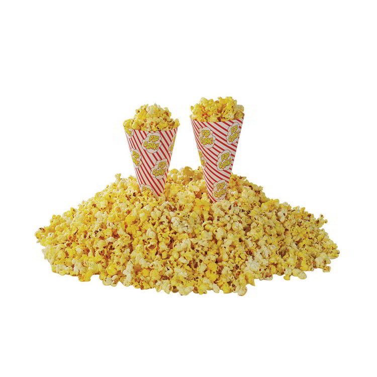 Gold Medal 2067 Disposable Cone-O-Corn Cups, 2,500/Case