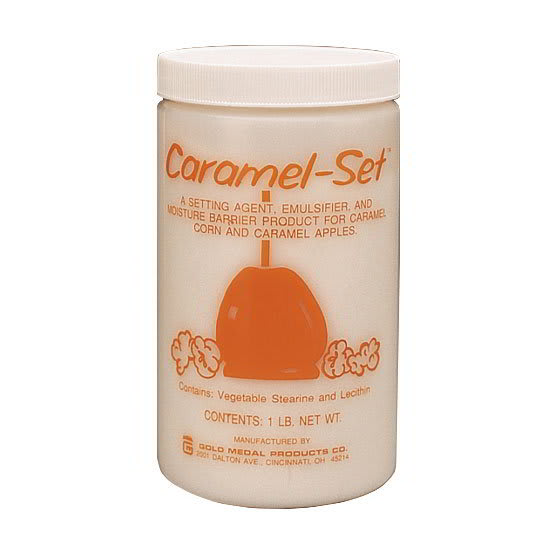Gold Medal 2087 1-lb Caramel Set Can