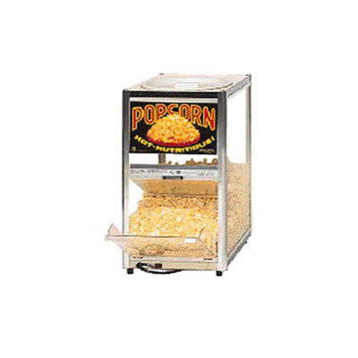 "Gold Medal 2187ST 15"" Compact Countertop Servalot Warmer, 120v"