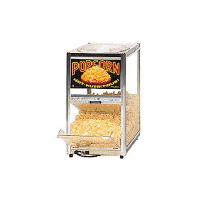 "Gold Medal 2188ST 12"" Compact Countertop Servalot Warmer, 120v"