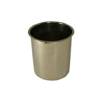 Gold Medal 2194 133-oz Bowl Insert Warmer for 2191 and 2205, Stainless