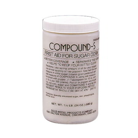 Gold Medal 2320 24 oz Jar Pro Strength Compound