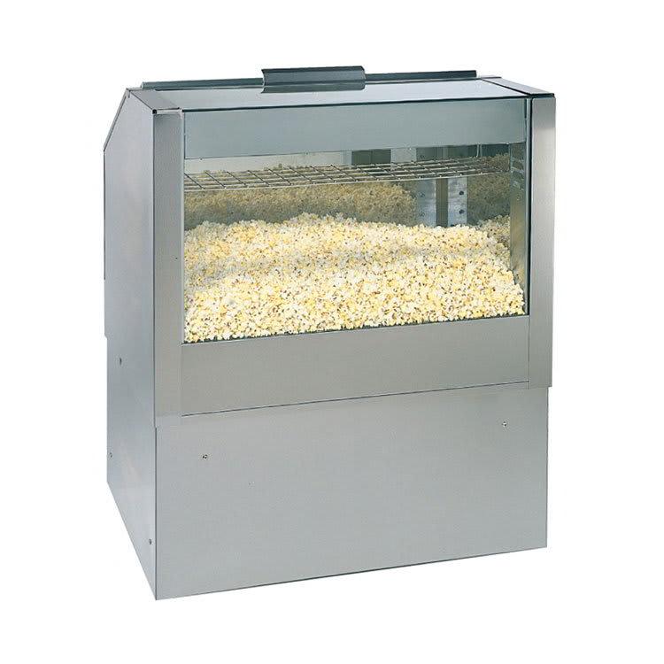 """Gold Medal 2344BS34 34"""" Roller Base for 2344-Front or Back Counter Popcorn Staging Cabinet"""