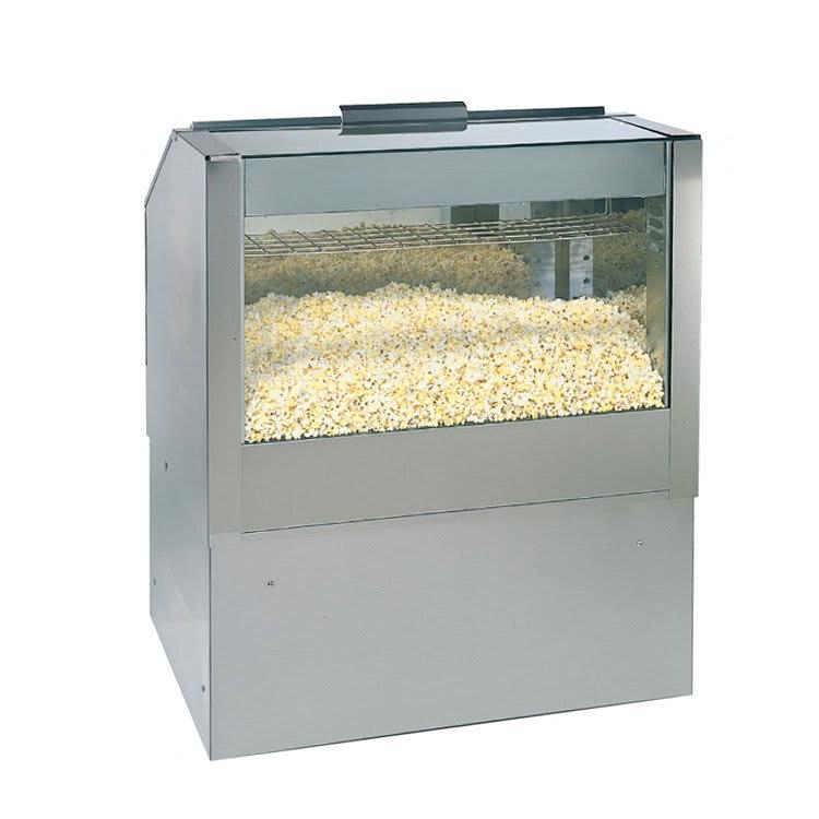 "Gold Medal 2344HO 36""W Countertop Staging Cabinet w/ Popcorn Crisping System, 120v"