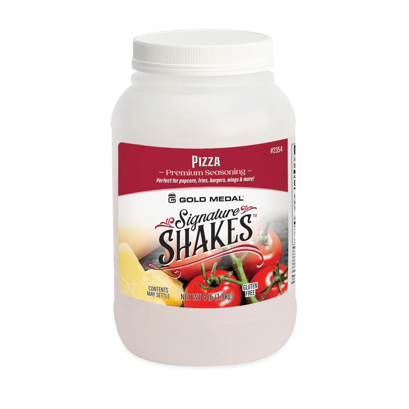 Gold Medal 2354 4-lb Jar Shake-On Pizza Flavor